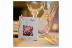 Personalized Guest Favour Book with Bracelet